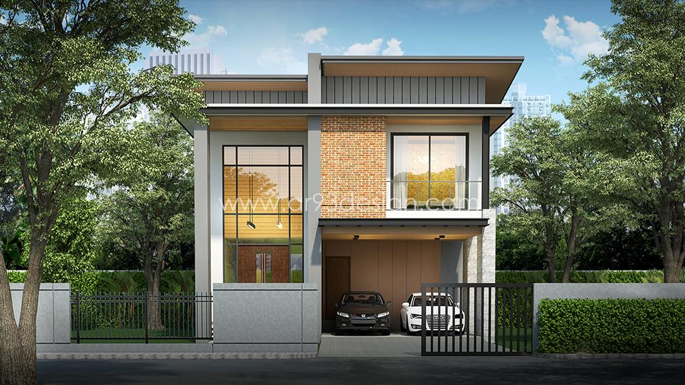 แบบบ้านสวย-AR24