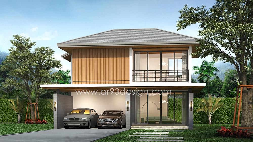 แบบบ้านสำเร็จรูป-AR39
